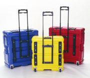 Grab & Roll Rotationally Molded Cases